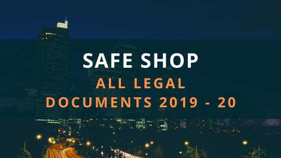 Safe Shop All Legal Documents