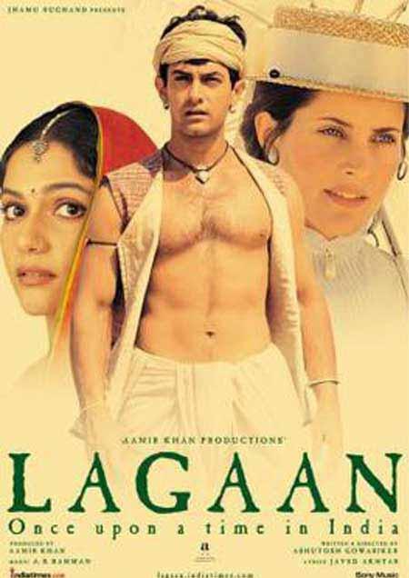 Lagan - Aamir Khan