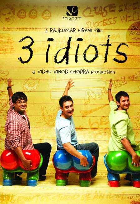 3 Idiots - Aamir Khan