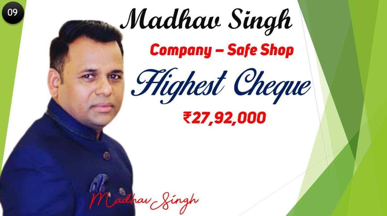 Madhav singh safe shop