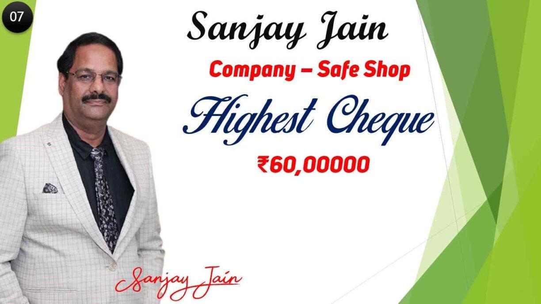 sanjay jain safe shop