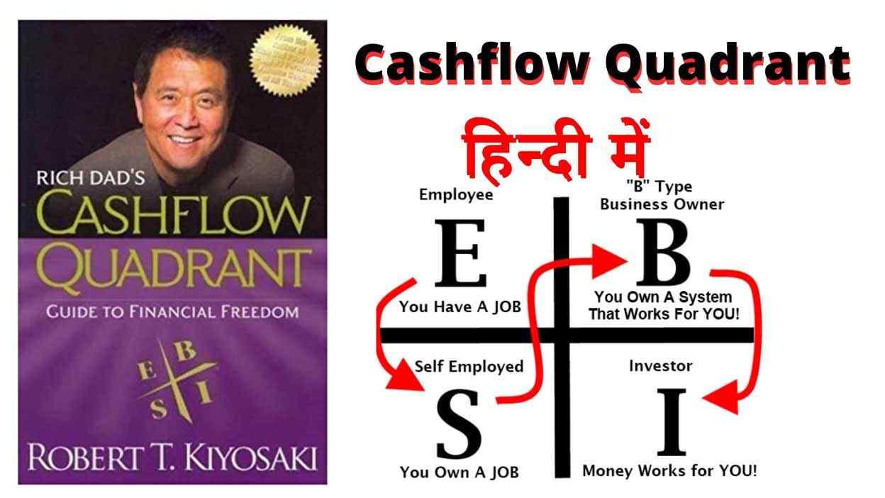 Rich Dad's Cashflow Quadrant In Hindi